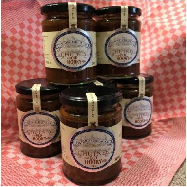 chutney with old hookey ale